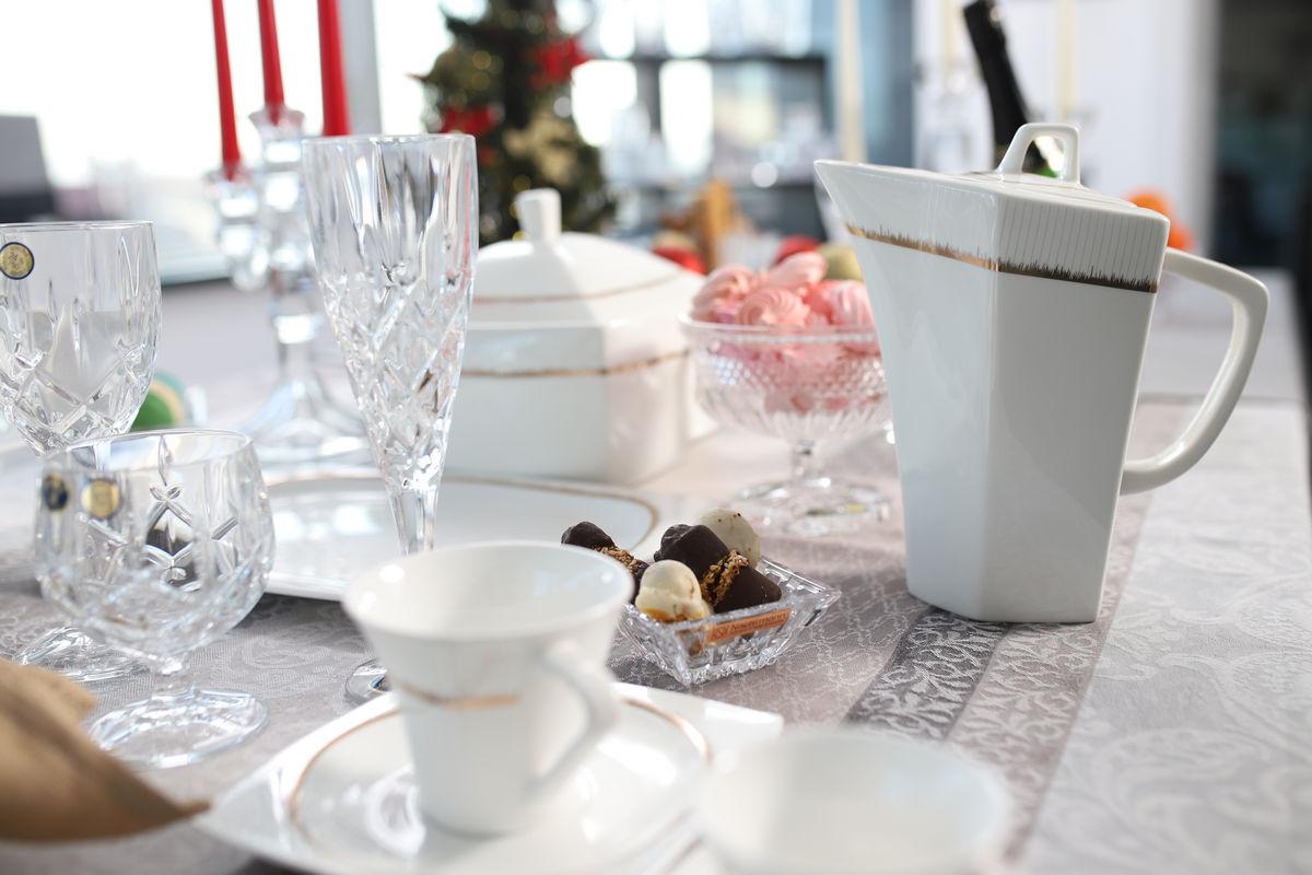 Cafetiere & Ceainice