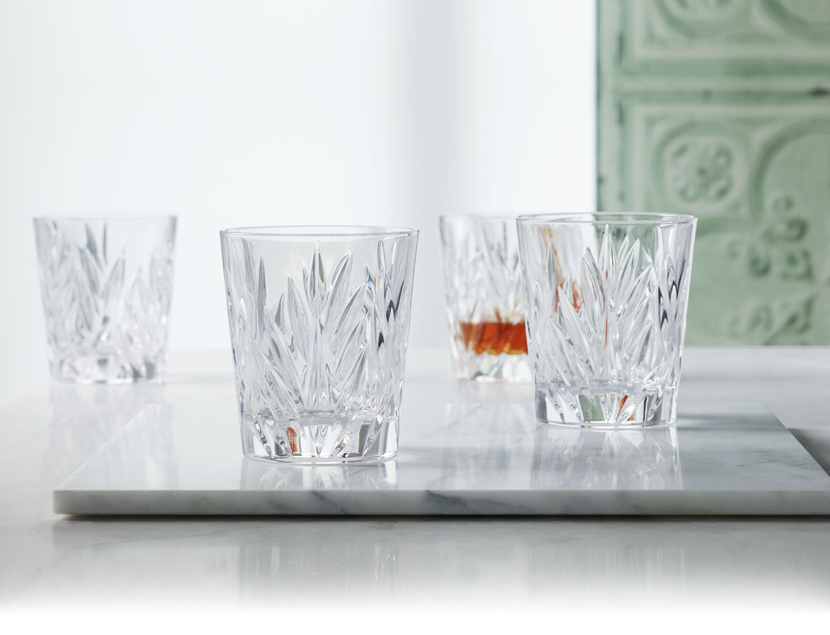 Imperial Set 4 Pahare Cristalin Whisky 310 Ml 2021 aranjareamesei.ro