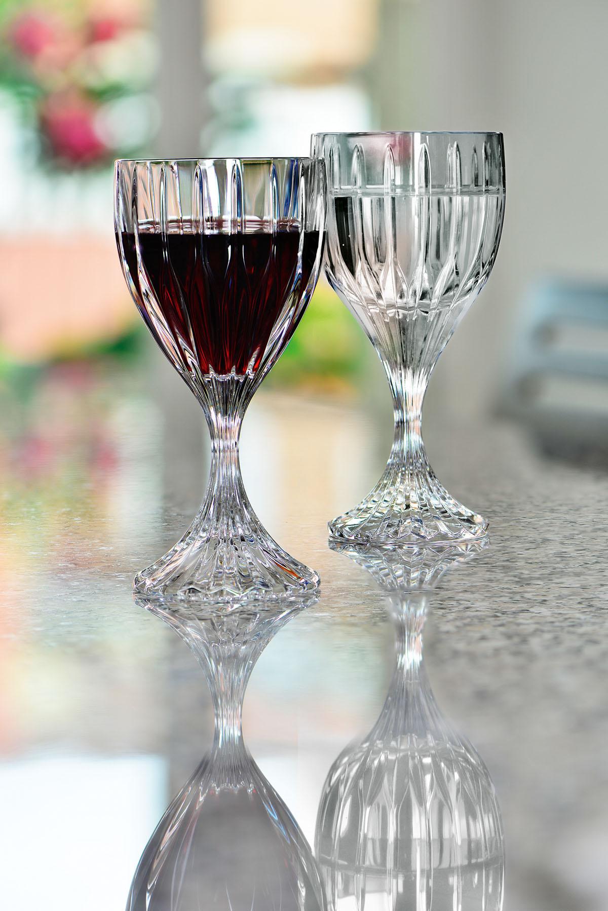 Prestige Set 4 Pahare Cristalin Vin 280 Ml 2021 aranjareamesei.ro