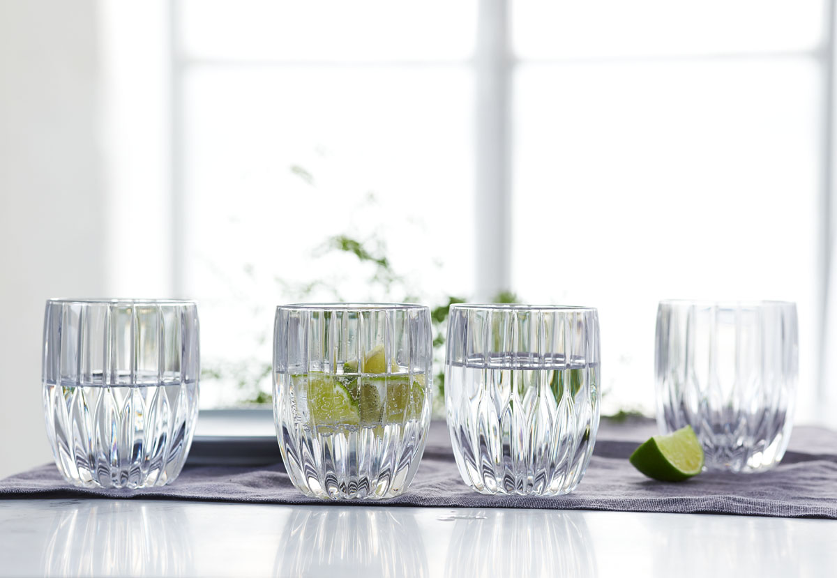 Prestige Set 4 Pahare Cristalin Whisky 290 Ml 2021 aranjareamesei.ro
