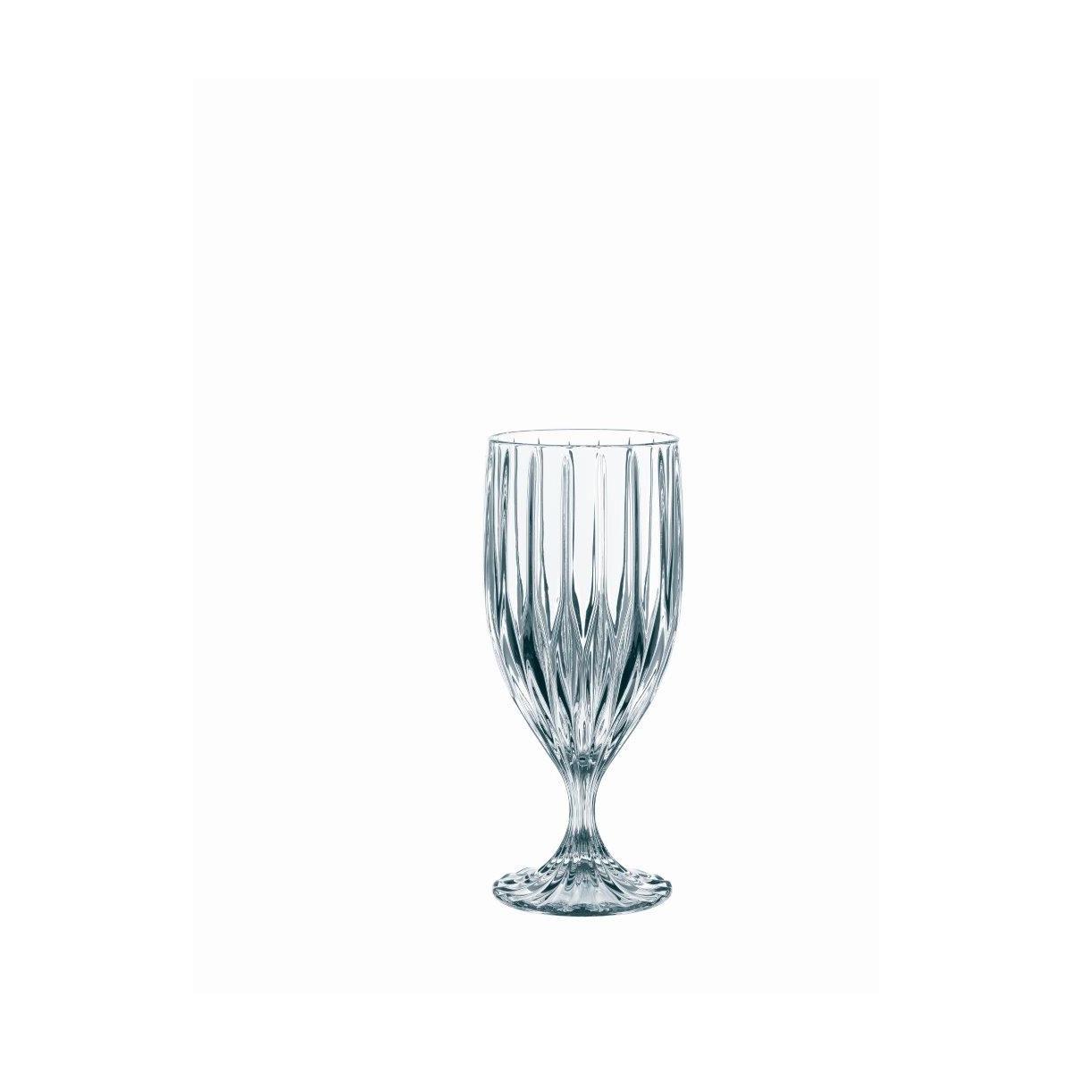 Prestige Set 4 Pahare Cristalin Bere 390 Ml 2021 aranjareamesei.ro