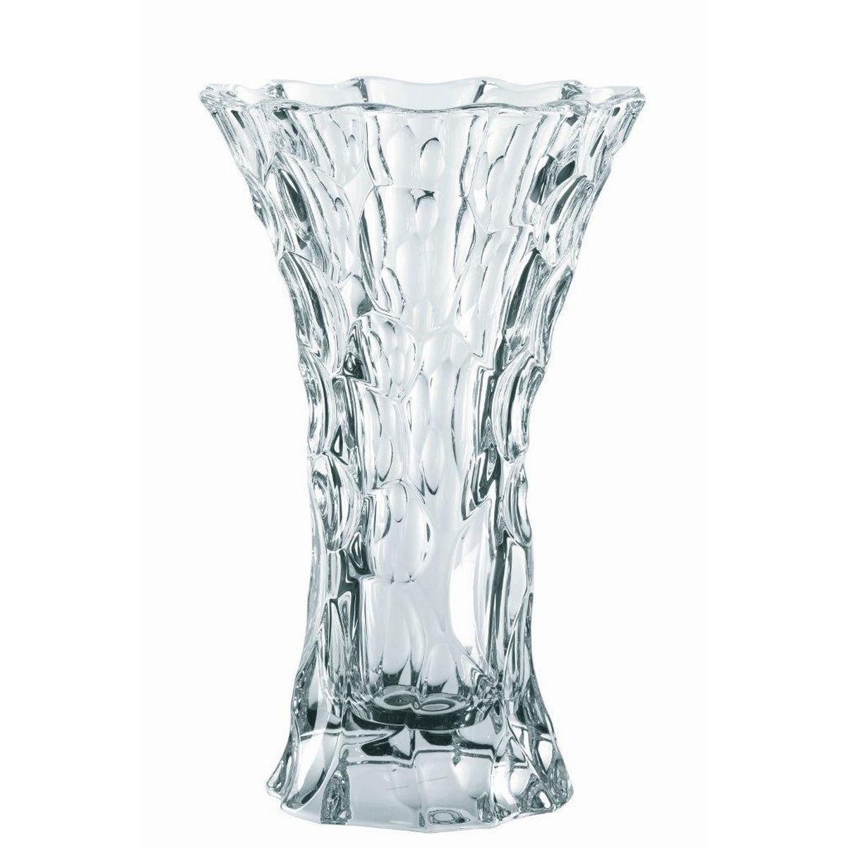 Sphere Vaza Cristalin 24 Cm 2021 aranjareamesei.ro