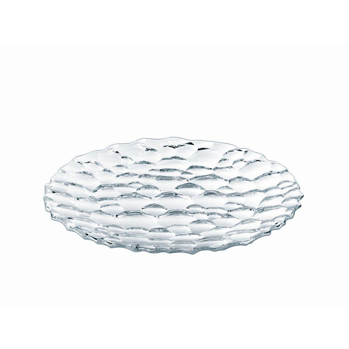 Sphere Set 2 Platouri Cristalin 32 Cm 2021 aranjareamesei.ro