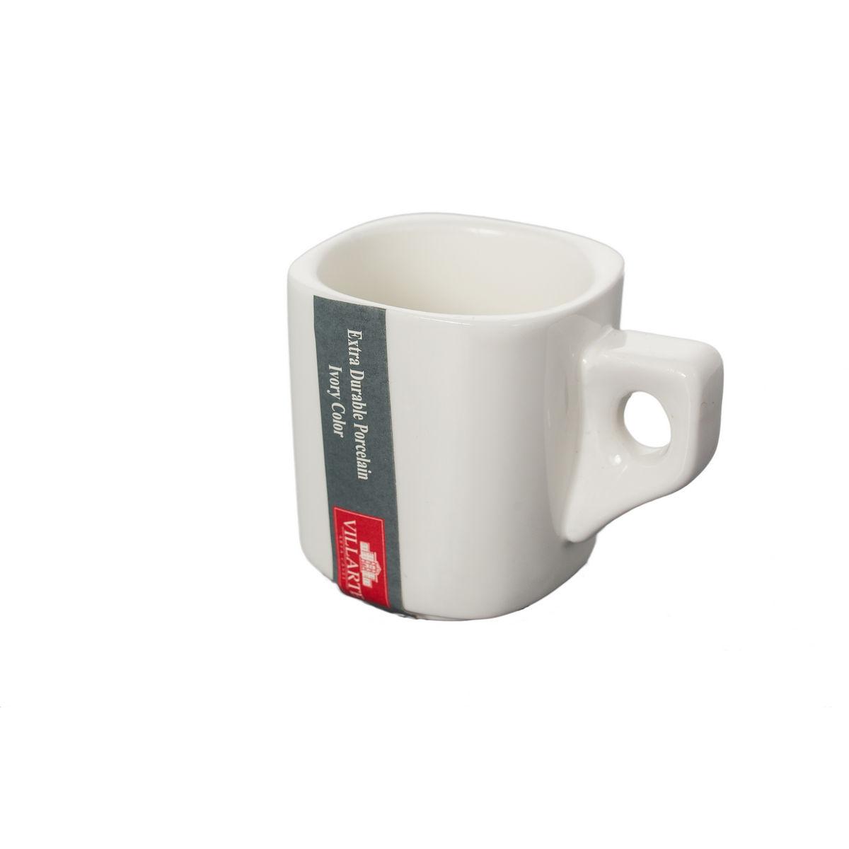 Aosta Ceasca Portelan Espresso 90 Ml 2021 aranjareamesei.ro