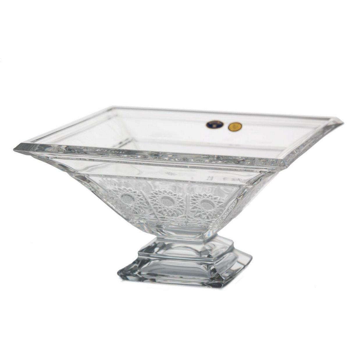 Fructiera Cristal Bohemia 35.5 Cm 2021 aranjareamesei.ro