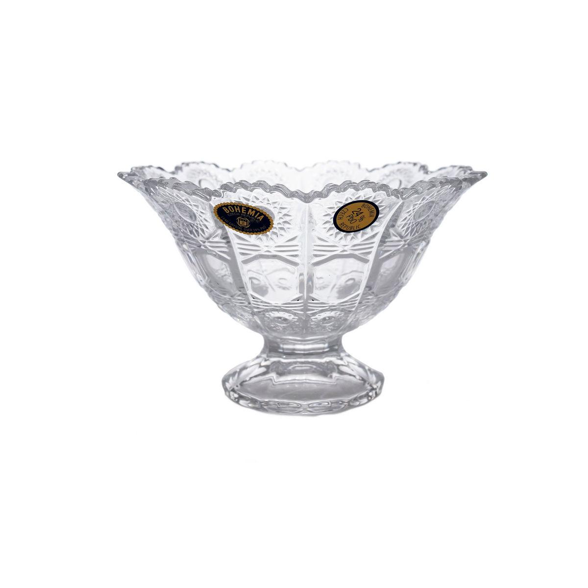 Set 6 Boluri Cristal Bohemia 13.5 Cm 2021 aranjareamesei.ro