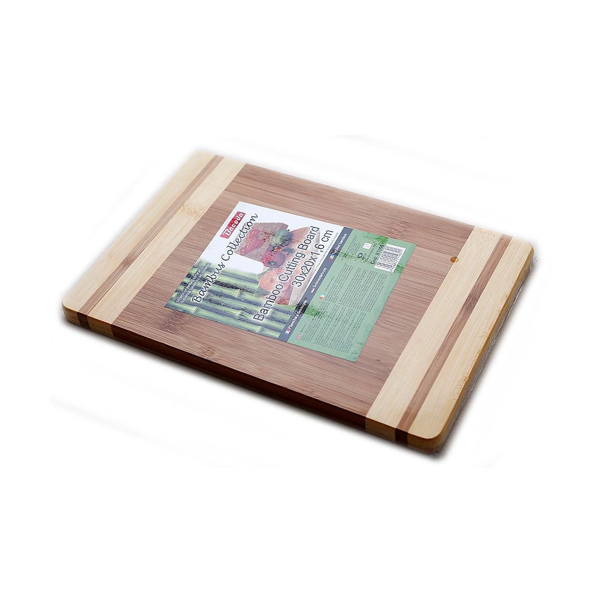 Bacoda Tocator Bambus Bicolor 30*20*1.6 Cm 2021 aranjareamesei.ro