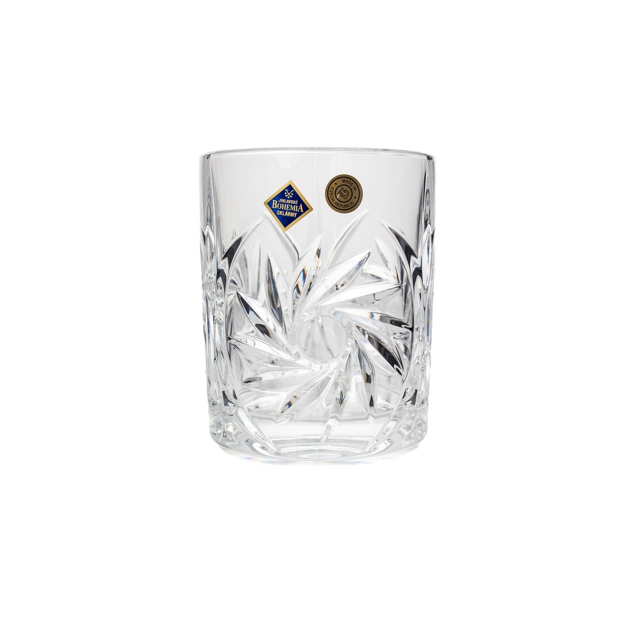 Pinwheel Set 6 Pahare Cristal Whisky 360 Ml 2021 aranjareamesei.ro