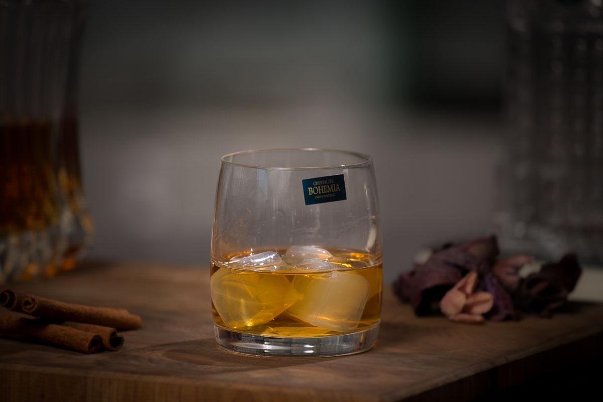 Pavo Set 6 Pahare Cristalin Whisky 290 Ml 2021 aranjareamesei.ro