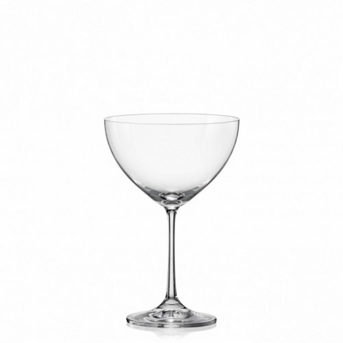 Bar Set 4 Pahare Cristalin Cocktail 400 Ml 2021 aranjareamesei.ro