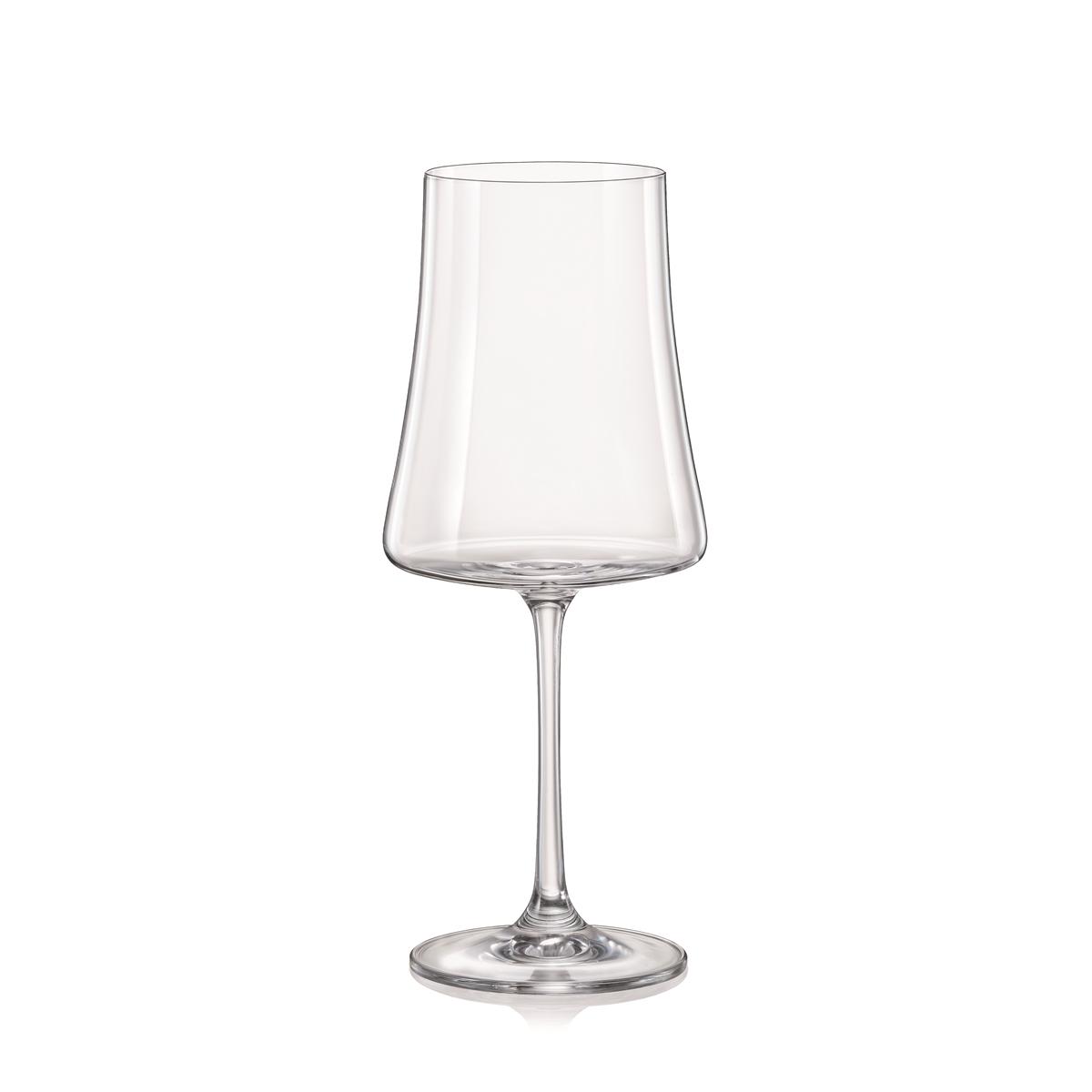 Xtra Set 6 Pahare Cristalin Vin 560 Ml 2021 aranjareamesei.ro
