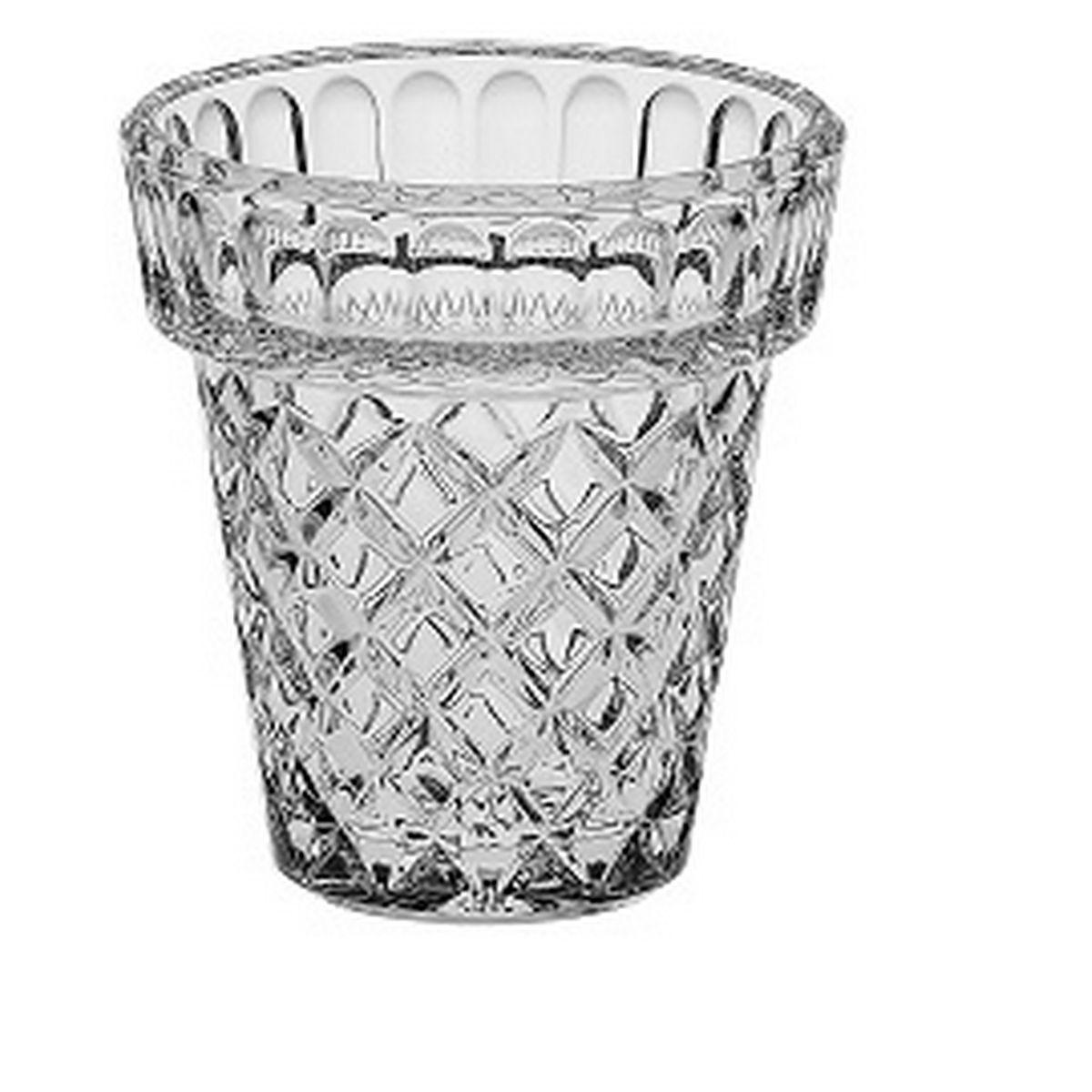 Vaza Cristal Bohemia 13.4 Cm 2021 aranjareamesei.ro