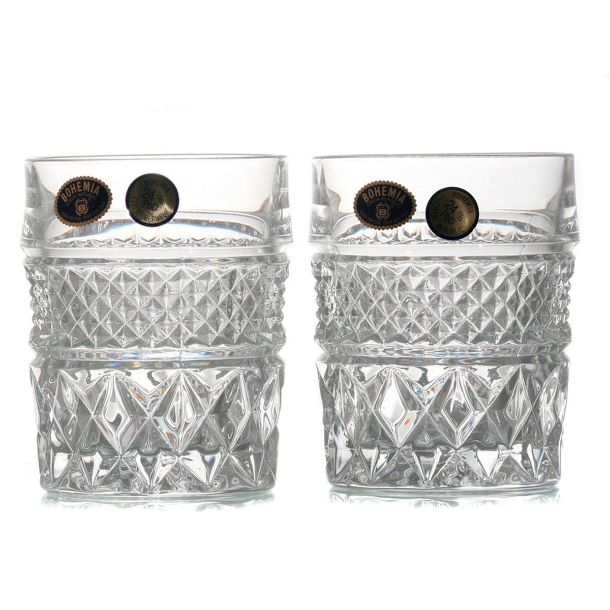 Madison Set 6 Pahare Cristal Bohemia Whisky 240 Ml 2021 aranjareamesei.ro