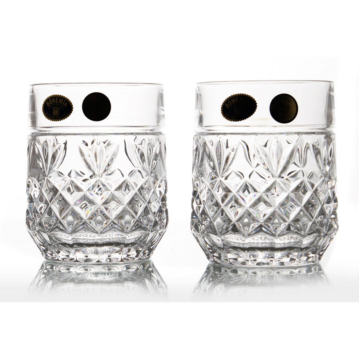 Adidas Set 6 Pahare Cristal Bohemia Whisky 240 Ml 2021 aranjareamesei.ro