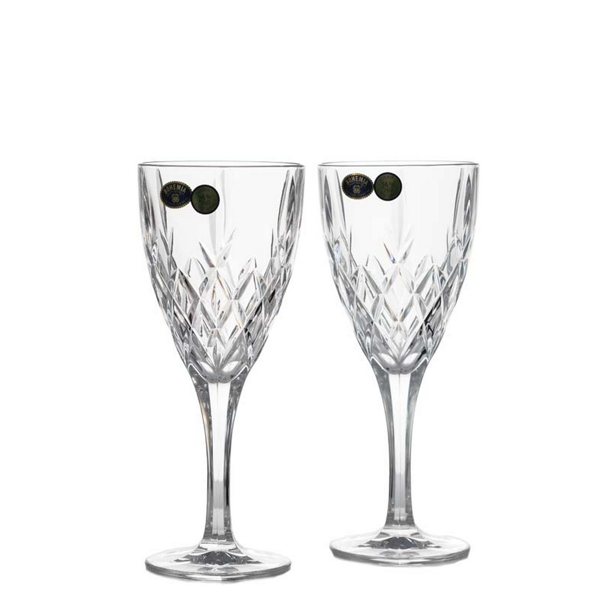 Brixton Set 6 Pahare Cristal Bohemia Vin 250 Ml 2021 aranjareamesei.ro