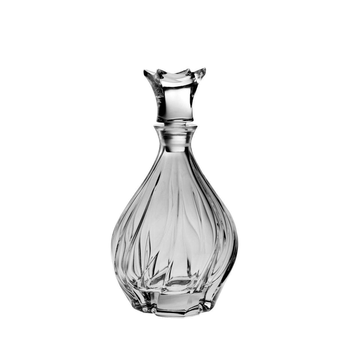 Bromelias Decantor Cristal Bohemia Whisky 700 Ml 2021 aranjareamesei.ro