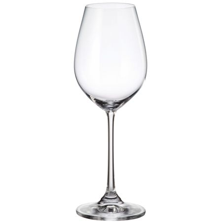 Columba Set 6 Pahare Cristalin Vin Alb 400 Ml 2021 aranjareamesei.ro