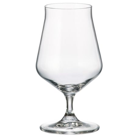 Alca Set 6 Pahare Cristalin Brandy 300 Ml 2021 aranjareamesei.ro