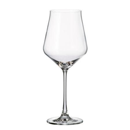 Alca Set 6 Pahare Cristalin Vin 500 Ml 2021 aranjareamesei.ro