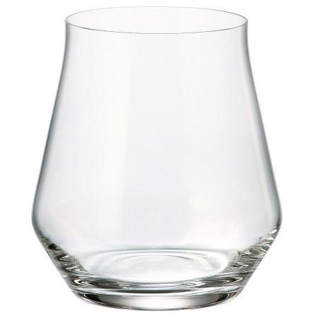 Alca Set 6 Pahare Cristalin Whisky 350 Ml 2021 aranjareamesei.ro