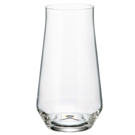 Alca Set 6 Pahare Cristalin Apa 480 Ml 2021 aranjareamesei.ro