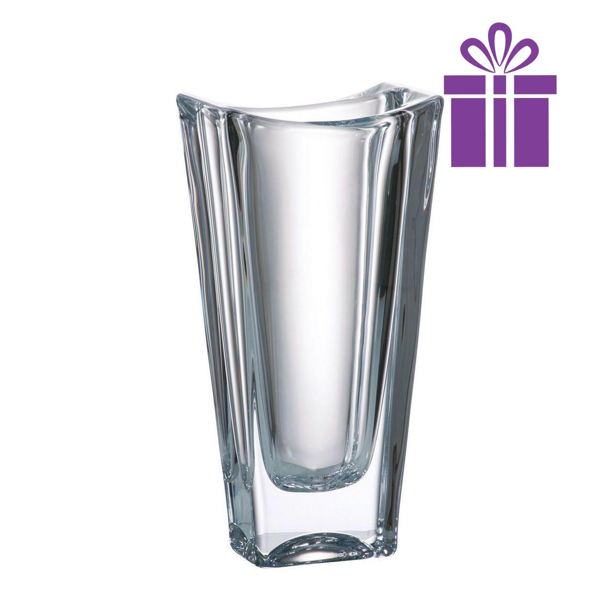 Okinawa Vaza Cristalin 30 Cm 2021 aranjareamesei.ro