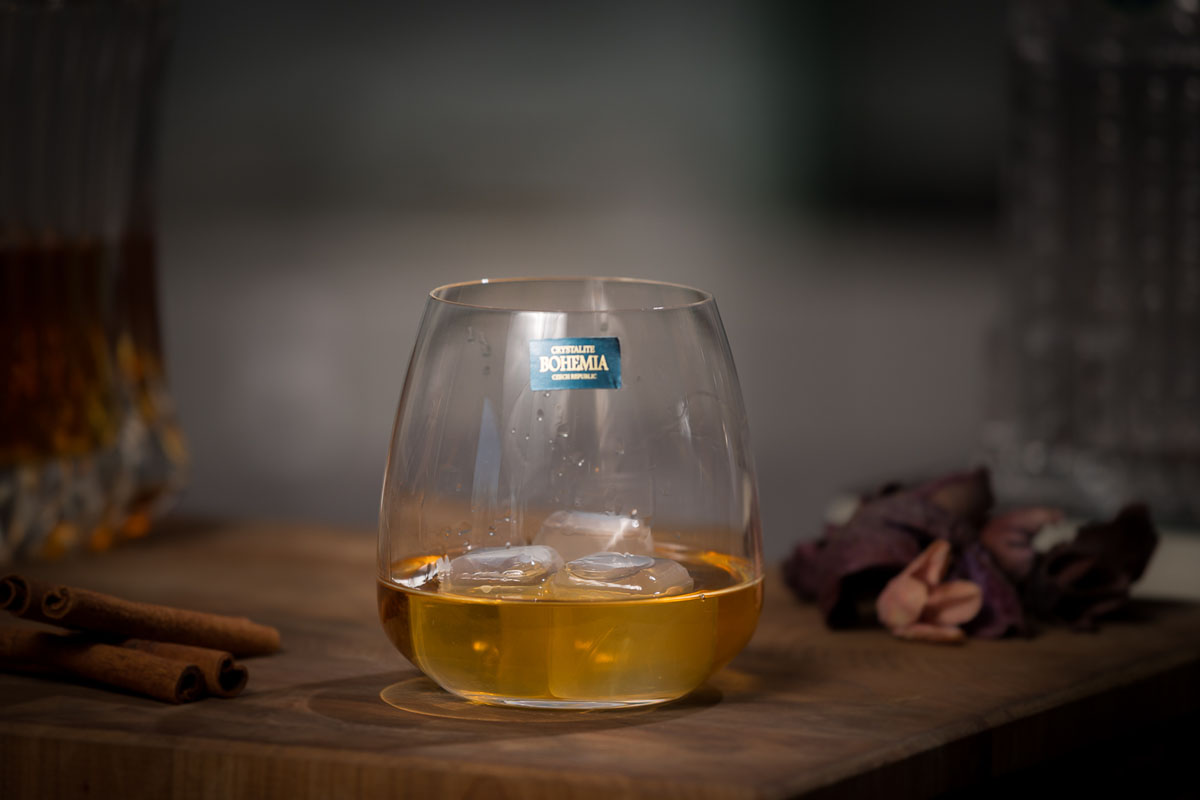 Alizee Set 6 Pahare Cristalin Whisky 400 Ml 2021 aranjareamesei.ro