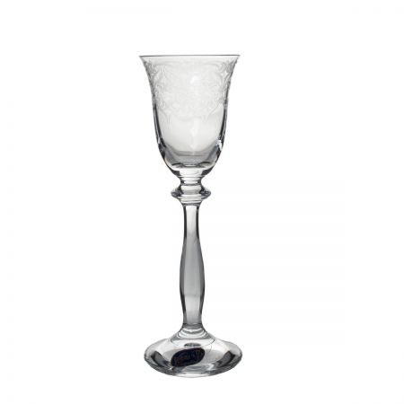 GINA Set 6 pahare cristalin lichior 60 ml