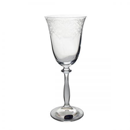 GINA Set 6 pahare cristalin vin 250 ml