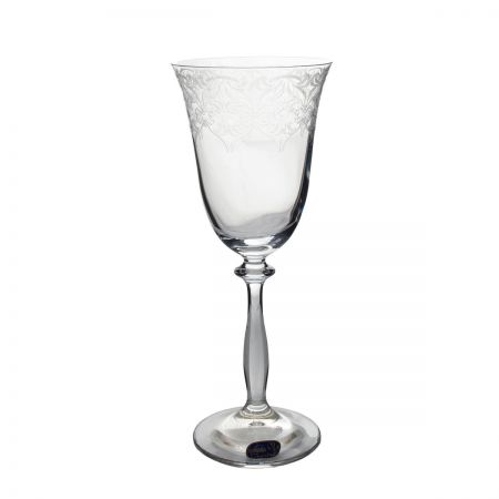 GINA Set 6 pahare cristalin vin 350 ml