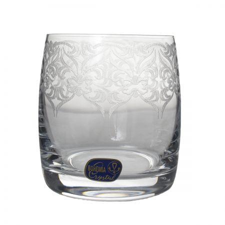 GINA Set 6 pahare cristalin whisky 290 ml