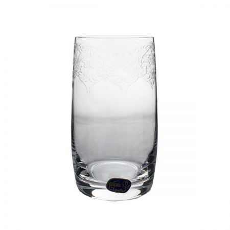 GINA Set 6 pahare cristalin apa 380 ml