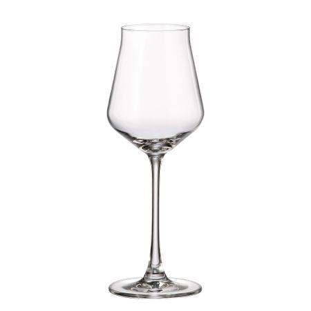 ALCA Set 6 pahare cristalin vin 310 ml