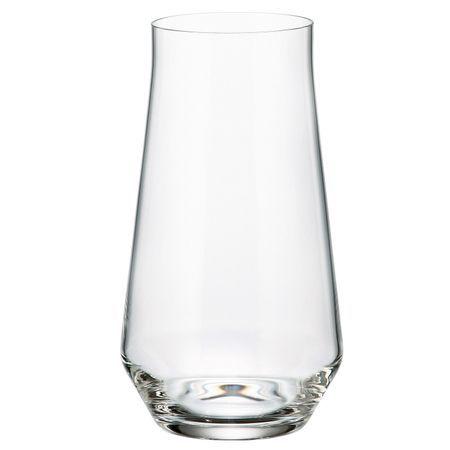 ALCA Set 6 pahare cristalin apa 480 ml