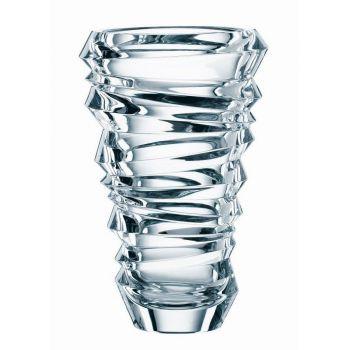 SLICE Vaza cristal 24 cm