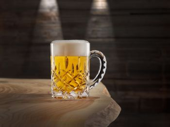 NOBLESSE Halba de bere cristalin 600 ml