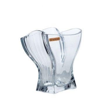 WAVES Vaza cristalin 22 cm