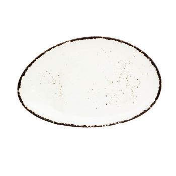 ANDALUZ Platou portelan oval 30*18.8*3 cm