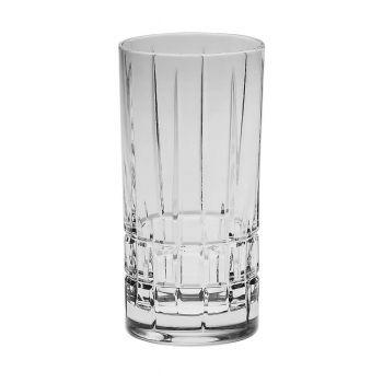 LONDON Set 6 pahare cristal apa 350 ml