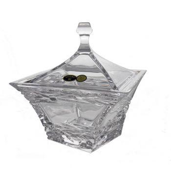 SAMURAI Bomboniera cristal 18.5 cm