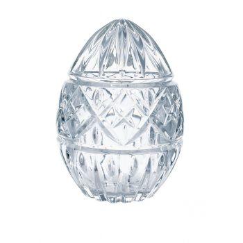 """Figurina cristal """"OU"""" 14 cm"""
