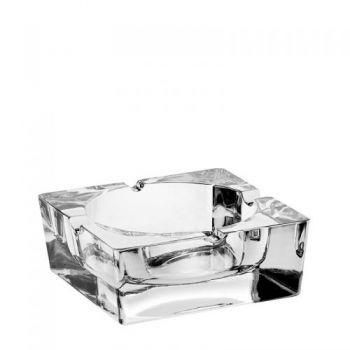 Scrumiera cristal Bohemia 15 cm