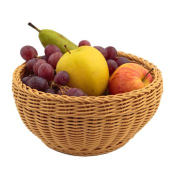 BACODA Cos paine/fructe 23.5*11 cm