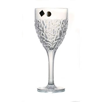 NICOLETTE Set 6 pahare cristal Bohemia vin 320 ml