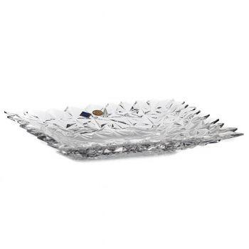 GLACIER Platou cristal 30.5 cm