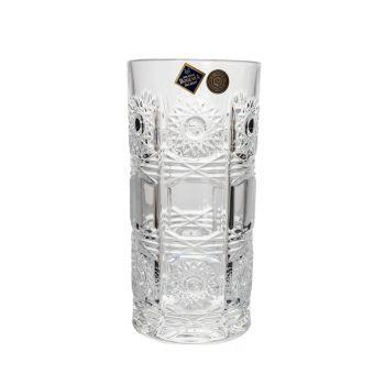 COMET Set 6 pahare cristal Bohemia apa/suc 370 ml