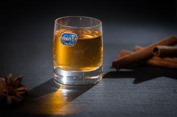 PAVO Set 6 pahare cristalin vodca 60 ml