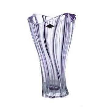 PLANTICA Vaza cristalin ametist 32 cm