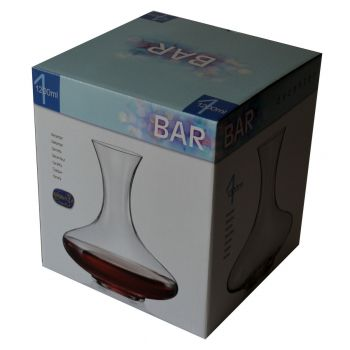 BAR Decantor cristalin vin 1200 ml