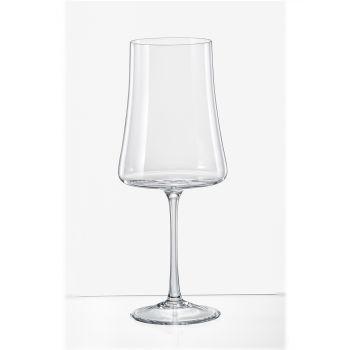 XTRA Set 6 pahare cristalin vin 460 ml